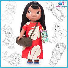 """Disney Lilo and Stitch Animators' Collection Lilo 16"""" Doll brand new in box"""