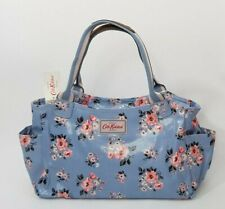 Cath Kidston Day Bag Grove Bunch Grey Blue Colour New with Tag