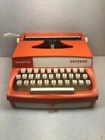 Vintage Marxwriter Supreme By Marx Toys.  With Original Box