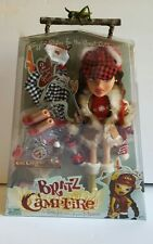 Bratz Campfire Phoebe Doll Girl Outfit Campground Accessories Lantern Shoes RARE