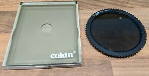 Cokin P160 LINEAR POLARIZING FILTER for Cokin P Series holder. Unthreaded.