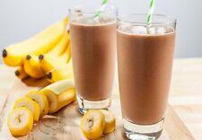 SUPER veloce perdita di peso più Cioccolato/Banana Misto Dimagranti Dieta succo di frutta frullati