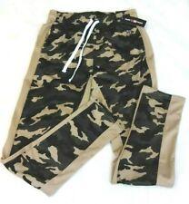 Phat Farm Mens Pants Army Camo Athletic Hunting Camping Jogging 2 Pockets Sz M
