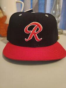 RARE New Era 5950Hat 7 1/8 Richmond Braves Minor League VINTAGE NWT Deadstock