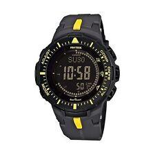 New Casio Pathfinder Pro Trek PRG-300-1A9 Triple Sensor Watch 1-Year Warranty