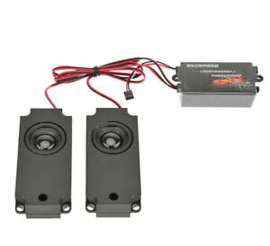RC Car Truck Engine Sound Module For Associated Losi Hpi Kyosho Thunder Tiger