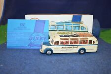 Lovely Dinky DY-S 1950 Mercedes-Benz Diesel Omnibus Type 0-3500 Bus RD6976