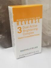 NEW Rodan + and Fields Reverse Step 3 Dual Active Brightening Complex
