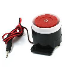 Kontinuierlich Schall Dezibel Piezo-Summer IC Alarm Lautsprecher DC 12V 120 V1N4