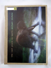 The Last Place on Earth by Michael Nichols Hardcover Book (English)