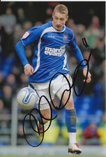 IPSWICH TOWN HAND SIGNED LEE MARTIN 6X4 PHOTO 8.