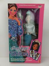 Vintage JEWEL SECRETS WHITNEY Barbie 3179 NIB NRFB 1987