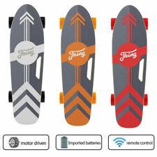 350W Elektro Skateboard Longboard E-Scooter Komplett Board + Fernbedienung