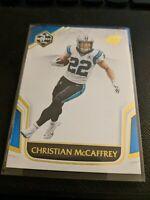 2019 PANINI LIMITED FOOTBALL CHRISTIAN McCAFFREY BASE CARD CAROLINA PANTHERS