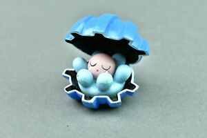 Pokemon Tomy Clamperl Monster Collection Figure Import