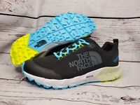 The North Face MEN'S SPREVA TOKYO Size 9.5  TNF BLACK/BLUEFISH Athletic Shoes.
