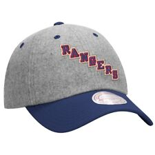new product c7d74 bc649 Rangers Mitchell   Ness Vintage Wool Slouch Adjustable Hat With Tag