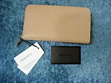 BRAHMIN Suri Zip-Around Leather Wallet~Natural Monroe~NWT!!!MSRP$155
