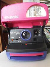 Polaroid 600, SPICE CAM,