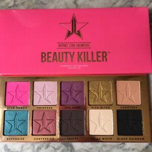 Jeffree Star Beauty Killer Palette Authentic!!! Ships ASAP!!!