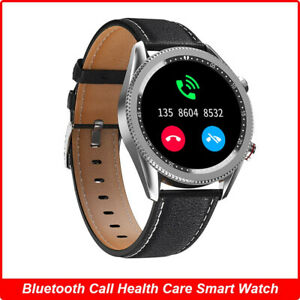 Branded Smart Watch Bluetooth For Samsung Galaxy and All Phones Waterproof FulTc