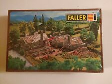 Faller 254 Building Model H0  scale Layout