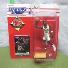 SHAWN KEMP figure Seattle Supersonics basketball toy 1995 Starting Lineup NWT