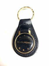 Chevrolet Suburban Keychain, Metal Key Fob