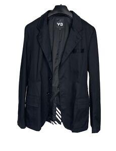 Y-3 Yohji Yamamoto Suit Jacket Blazer