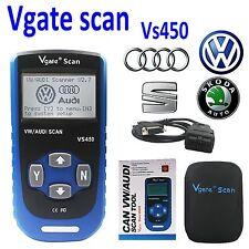 VGATE SCAN vs450 voiture Diagnostic Lis périphérique VW Audi Code d'erreur voiture scanner obd2