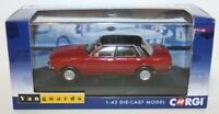 Vanguards 1/43 Scale VA11910A Ford Cortina MK4 2.0 Ghia Jupiter Red RHD