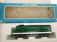 HO scale Life Like Southern F7A  diesel Locomotive   # 6130 vintage rare