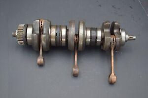 KAWASAKI H2 750 72-75 OEM Crankshaft w/Slotted Rods Vintage Triple MACH IV NR!
