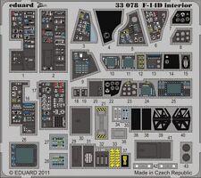 Eduard Zoom 33078 1/32 Trumpeter Grumman F-14D Tomcat