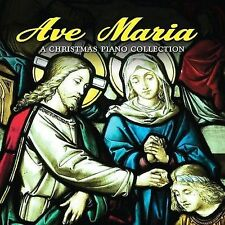 West, Christopher : Ave Maria: A Christmas Piano Piano Colle CD
