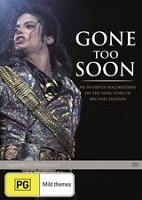 Gone Too Soon (DVD, 2012)