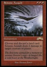 ASSALTO SISMICO - SEISMIC ASSAULT Magic EXO Mint