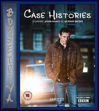 CASE HISTORIES - COMPLETE SERIES 2  **BRAND NEW DVD **