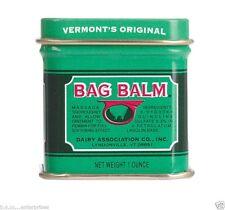 Vermont Bag Balm Protective Ointment. 1oz Tin