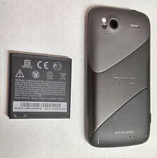 OEM HTC Sensation 4G Back Cover Door T-Mobile + Battery BG58100 1520 mAh