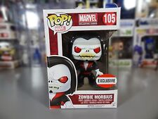 Funko Marvel POP Zombie Morbius #105 Marvel Collector Corps Exclusive