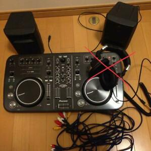 Pioneer DDJ-ERGO LIMITED Black DJ Mixer Shipped from Japan with Box