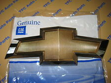 Chevy Camaro Front Grille Bow Tie Emblem 2010-2012  NEW OEM GM