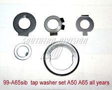 Lock Tap Washer BSA a65 67-0685 68-325 40-3121 68-3301 67-644 sauvegarde tôles