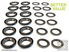 12x Axial Joint Rings & 12x Counter Rings For IPSO Alliance Primus Lavamac 40mm