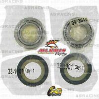 All Balls Steering Headstock Stem Bearing Kit For Kawasaki KX 85 2011 Motocross