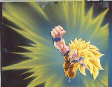 Super Saiyan 3 Goku Cel - Rare Dragon Fist Attack - Movie dragonball dragon ball