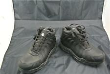 RARE NIKE FOAMPOSITE BOOT SIZE 11 UK SHOES /BLACK  LIMITED EDITION RARE TRAINERS