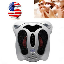 【USA】 Foot Massager Foot Spa Machine Blood-Booster Circulation Foot Care Device
