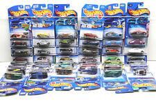 42 pc Hot Wheels Die Cast Hot Rod+Coupe Lot 1992 - 2004 Mattel Bugatti NOC
